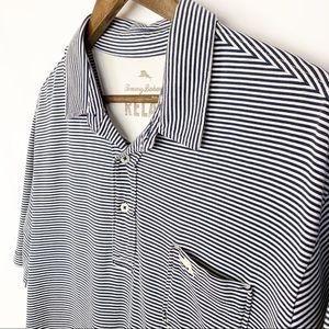Tommy Bahama Relaxed Striped Polo